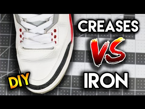 does-using-an-iron-really-get-the-creases-out?!-|-how-to-remove-creases-from-your-shoes