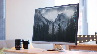 ASUS MX279-H Monitor Review!