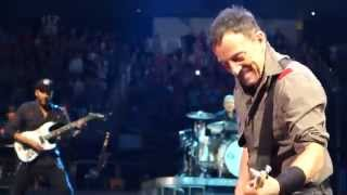 "Bruce Springsteen - ""Clampdown"" and ""Badlands"" - Pittsburgh - April 22, 2014"