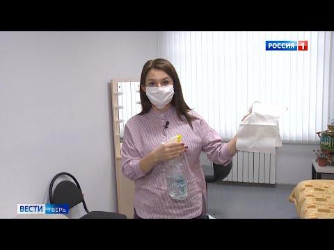 Пик заболеваемости коронавирусом в Тверской области еще не пройден