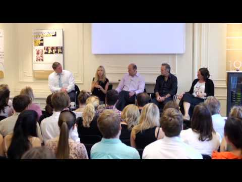 Account Management Session: Panel Discussion with Key Industry Figures