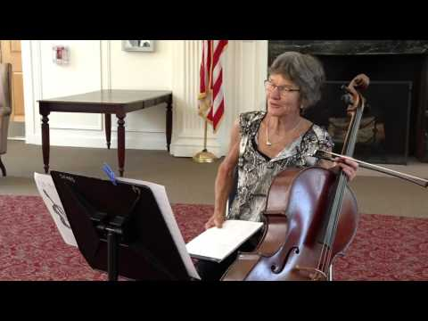 CMEA 2016 Regional Audition Tutorial- Julie Ribchinsky, Cello