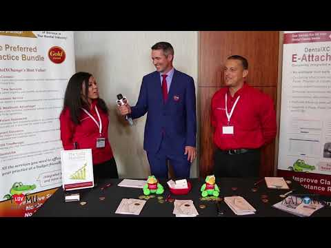 Best Dental Clearinghouse & Electronic Dental Services from DentalXChange | AADOM 2017 Interview
