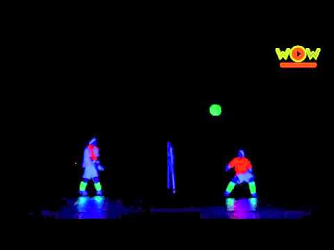 Sport Gravity Show (fully customized) - WOW Entertainers Dubai