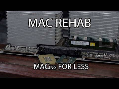 Tek Syndicate Rebuilds a Mac Pro: 64GB RAM / 12 core CPU