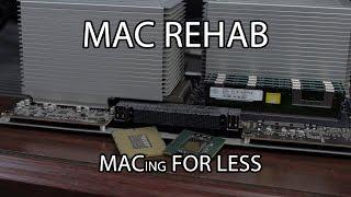 Tek Syndicate Rebuilds a Mac Pro: 64GB RAM / 12 core CPU