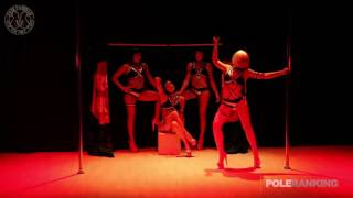Circle Girls - Exotic Pole Dance Contest 2016
