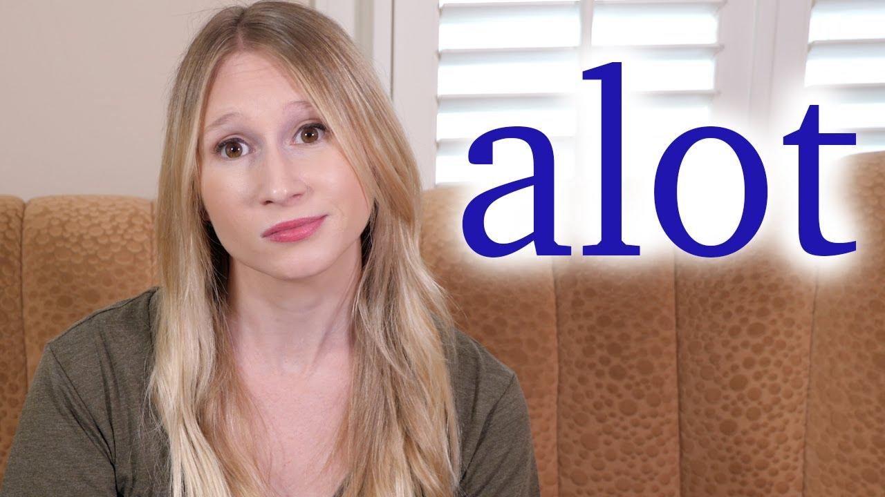 My 5 Biggest Spelling and Grammar Pet Peeves