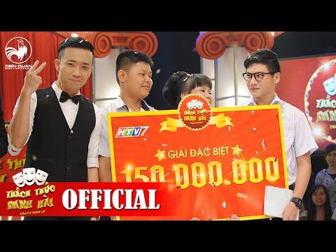 """Thách Thức Danh Hài mùa 2-  Tập Gala 3: Công Huy & Chí Kiệt bất ngờ """"ẵm"""" trọn 150 triệu"""