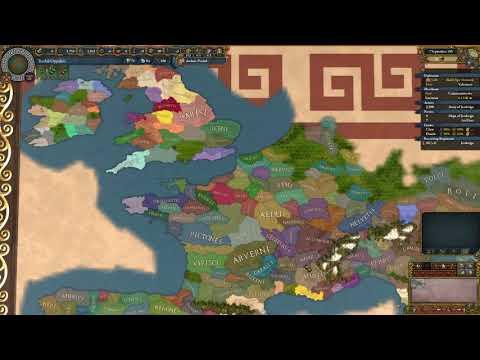 Europa Universalis IV Mod IMPERIUM UNIVERSALIS Gameplay  