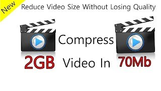 How To Compress Large Videos Without Losing Quality