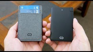 Wallet + Powerbank = CaseCrown SlimPower Wallet