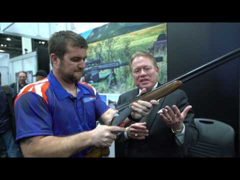 Barrett High Grade O/U Sporting Shotguns! – The Sovereign Line – SHOT Show 2017