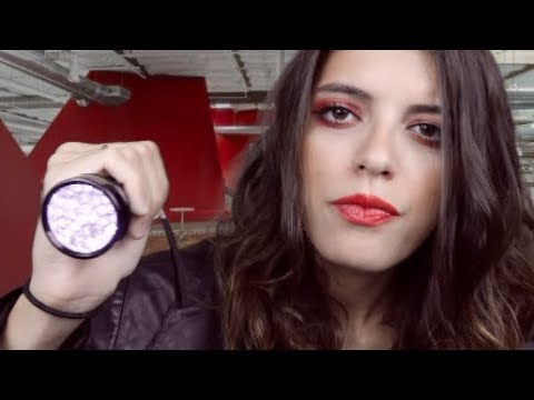 ASMR | Secret Agent Wants Information From YOU!