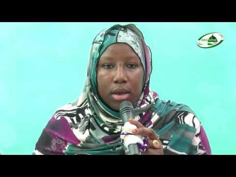 Seminaire Saloum : Le voile de la femme Musulmane, son Rôle et  son l''impacte dans la société.