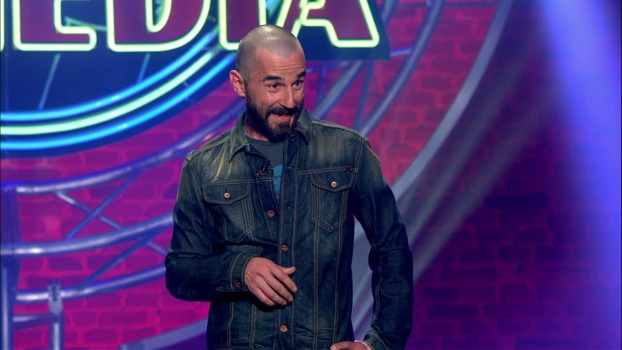 Santi Millán, humorista, actor y presentador de got talent