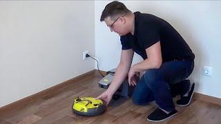 видео Самые мощные роботы-пылесосы