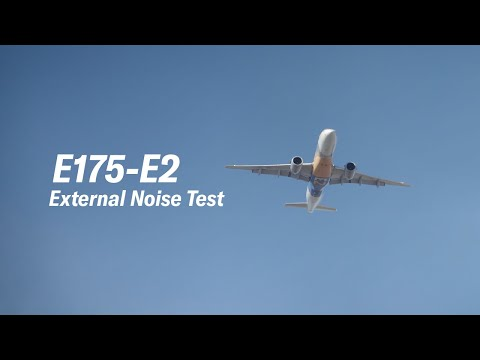 E175-E2s Exterior Noise Levels