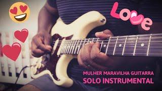 Baixar Mulher Maravilha - Zé Neto e Cristiano - Guitarra Solo Instrumental