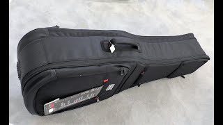 Gator Pro Go Acoustic and Electric Guitars Double Gig Bag Review
