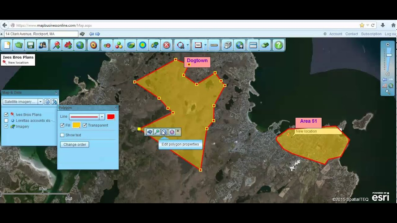Using drawing tools in map business online youtube using drawing tools in map business online gumiabroncs Gallery