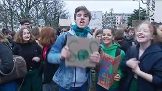 Manifestation pour le climat