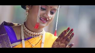 Gaurav + Nikisha cinematic Wedding video
