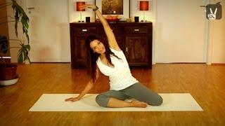 Top Pilates Übungen für eine schlanke Taille -  Fit in 5...
