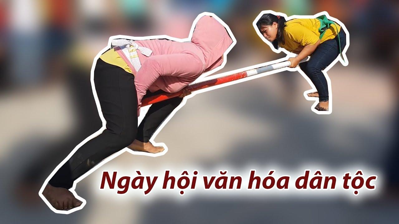 Đã mắt với những trò chơi và đặc sản tại lễ hội văn hóa dân tộc ở quê hương Nam Đông, Huế.