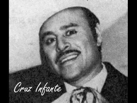 CRUZ INFANTE hijo de Pedro Infante  interpreta