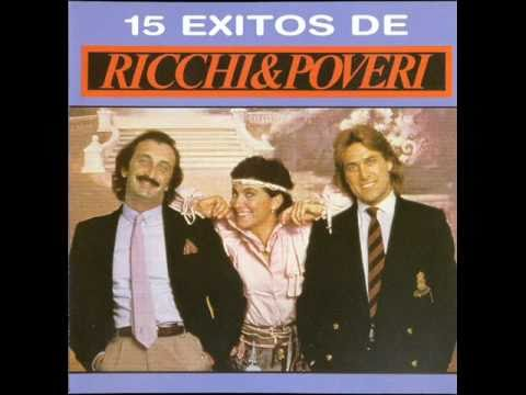 Ricchi e Poveri -- 15 Grandes Exitos - 10 - Si Me Enamoro