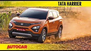 Tata Harrier - The Full Review | First Drive | Autocar India