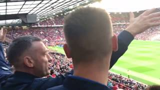 MANCHESTER UNITED VS LEICESTER CITY | MATCH DAY VLOG | UNLUCKY RESULT