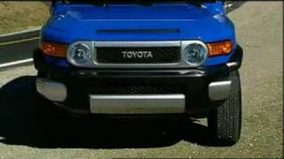 Motorweek Video of the 2007 Toyota FJ Cruiser