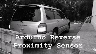 Arduino Sensor Project - Reverse Proximity Sensor