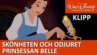 Video Möt prinsessan Belle   Skönheten och odjuret download MP3, 3GP, MP4, WEBM, AVI, FLV Desember 2017
