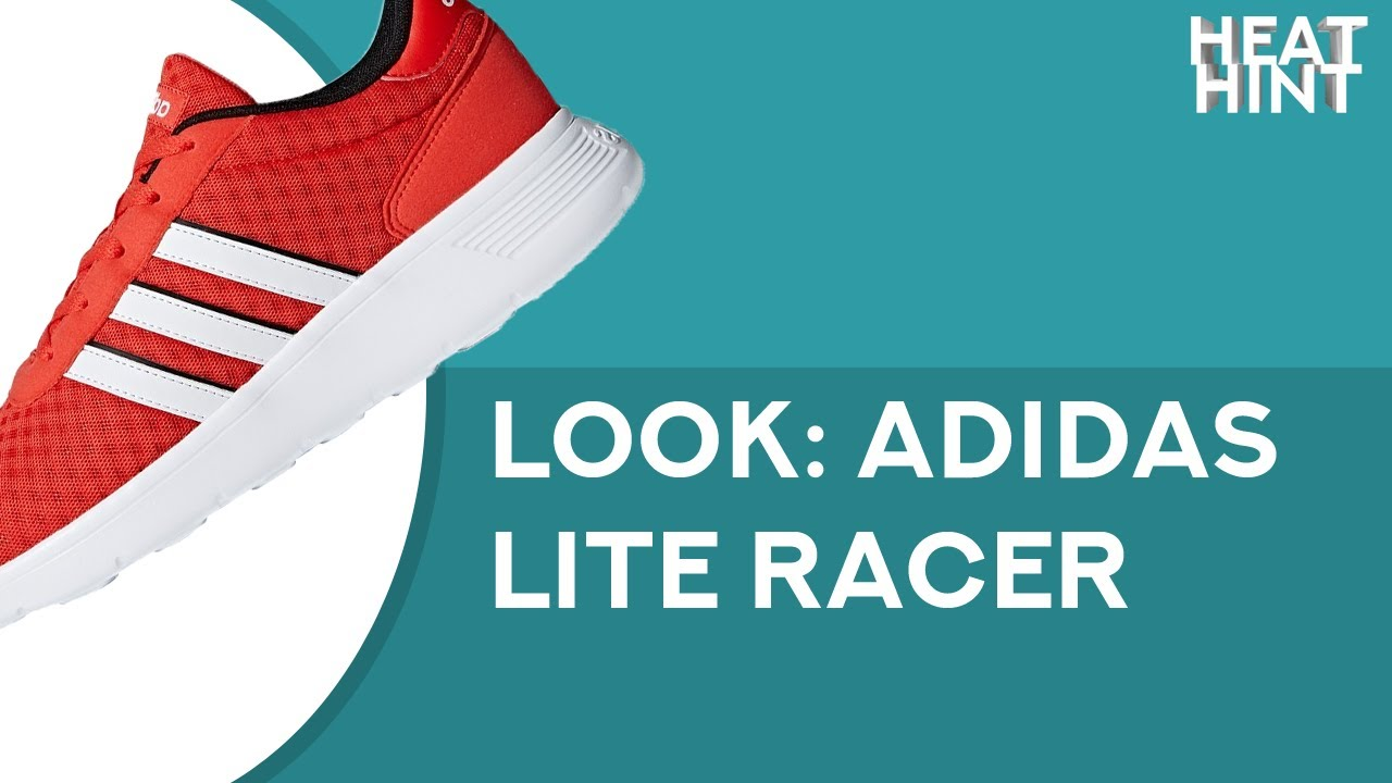 9e0118ea677 Adidas Lite Racer (Red) (DB0648) - Look