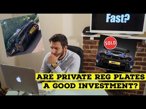 Everything You Need To Know About Private Reg Plates