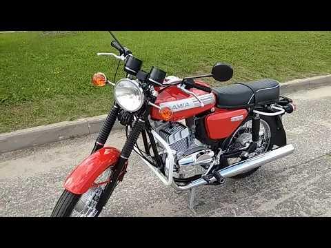Мотоцикл Ява 350/638/5/00,