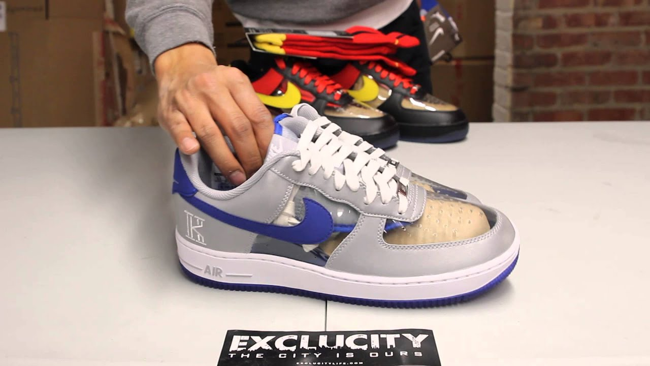 Air Force 1 CMFT Signature QS Duke