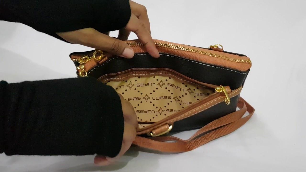 Tas Kulit Mini Wanita Lazada Selempang Kamera Pria Premium Murah