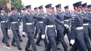 Armed Forces Day Parade Cleethorpes