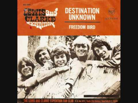 Destination unknown / The Lewis and Clarke Expedition.