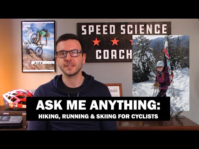 How Can Cyclists Train in the Winter Without Riding?