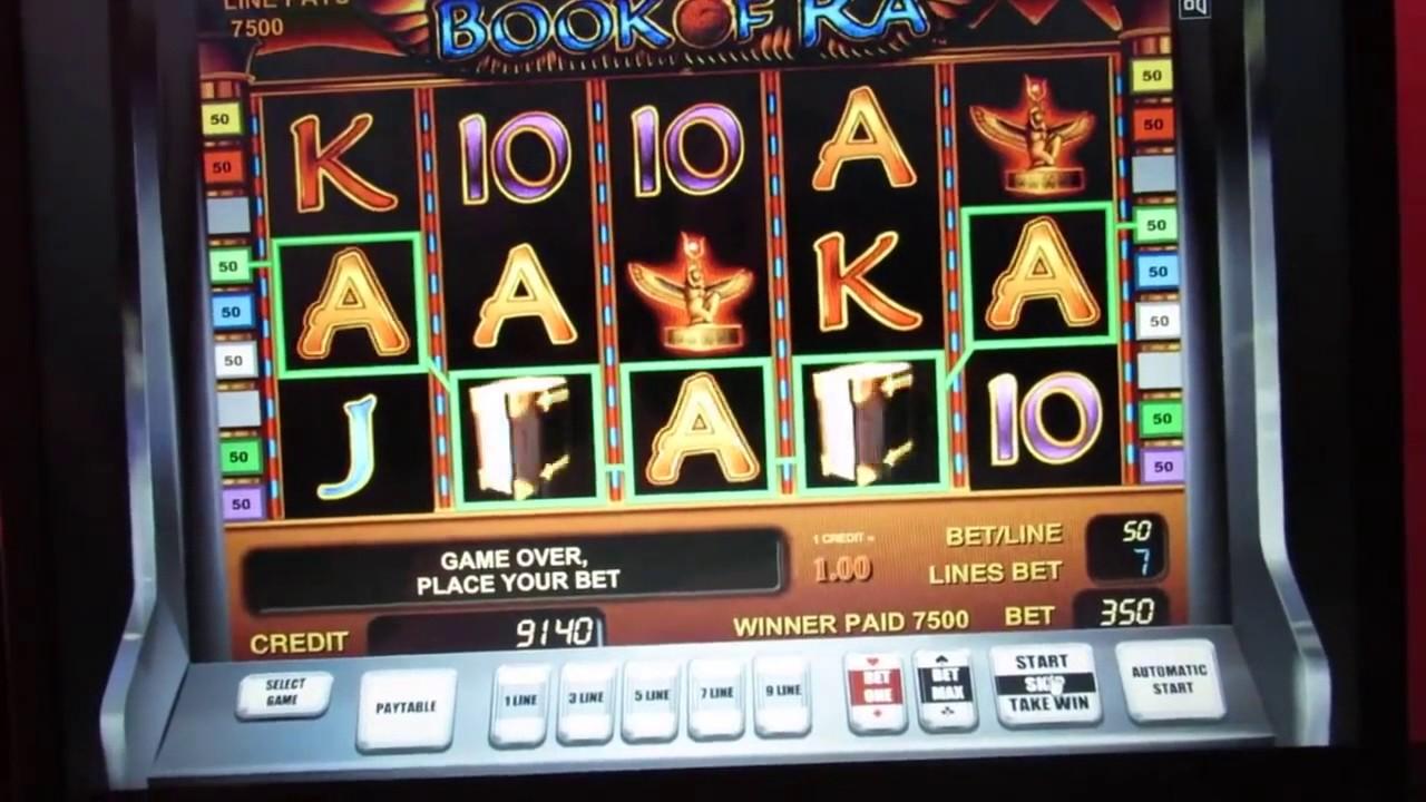 Как выиграть в игровые автоматы книжки видео