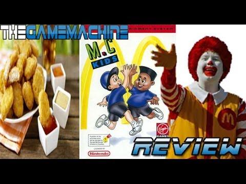 The Game Machine: Mc Kids NES Review