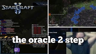 Daily Starcraft Highlights: the oracle 2 step