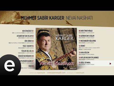 Güzel İstanbul (Mehmet Sabir Karger) Official Audio #güzelistanbul #mehmetsabirkarger