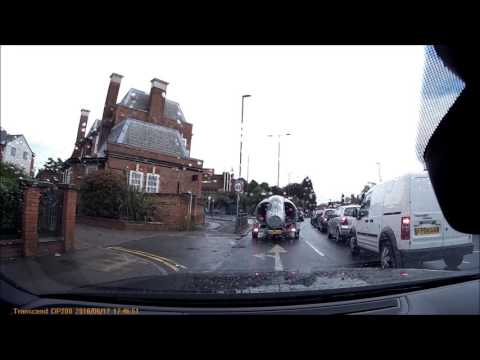 Thumbnail: UK ONLY: Bad Drivers and Near Misses Compilation #4