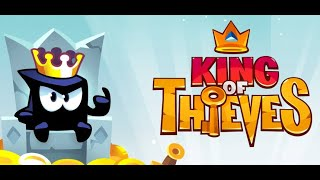 King of Thieves Full Gameplay Walkthrough All Levels